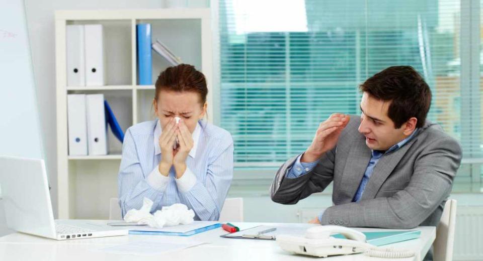 办公室新风系统解决方案-空气能热泵厂家